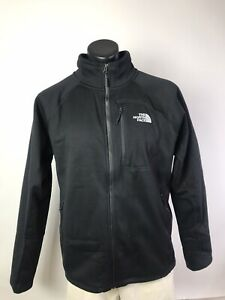 The-North-Face-Men-039-s-Soft-Shell-Jacket-Black-Size-Large