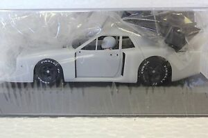 SIDEWAYS SWK/BM LANCIA WHITE KIT CAR READY FOR CUSTOMIZING NEW 1/32 SLOT CAR