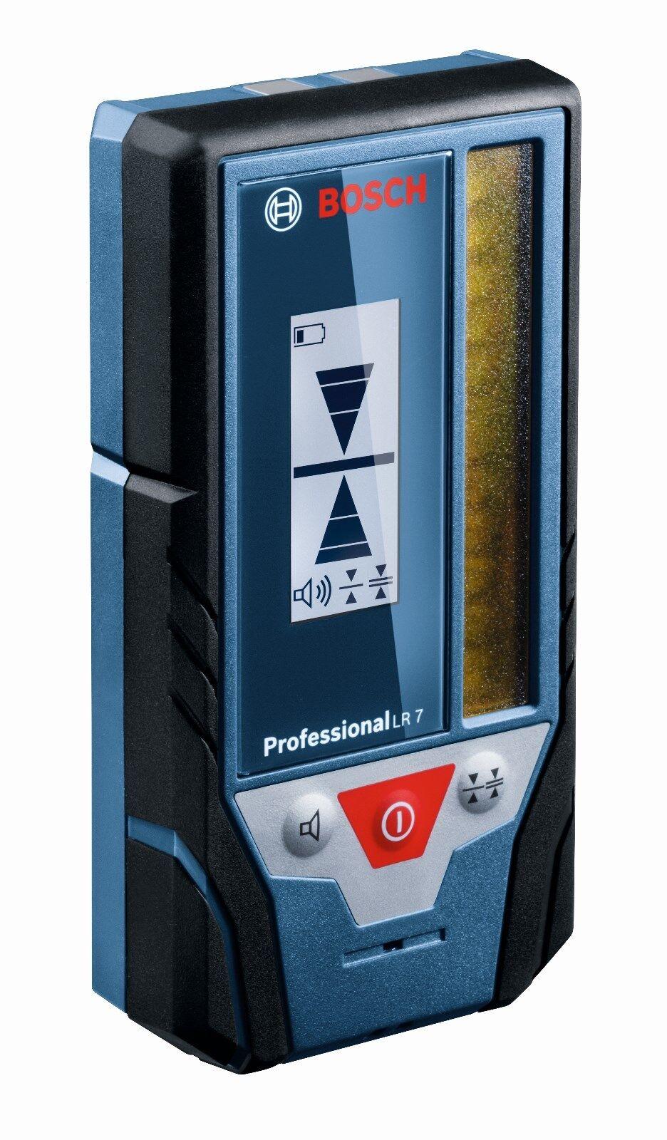 Bosch LR 7 Elektronischer Empfänger für Linienlaser GLL 3-80 C CG Grün oder Rot
