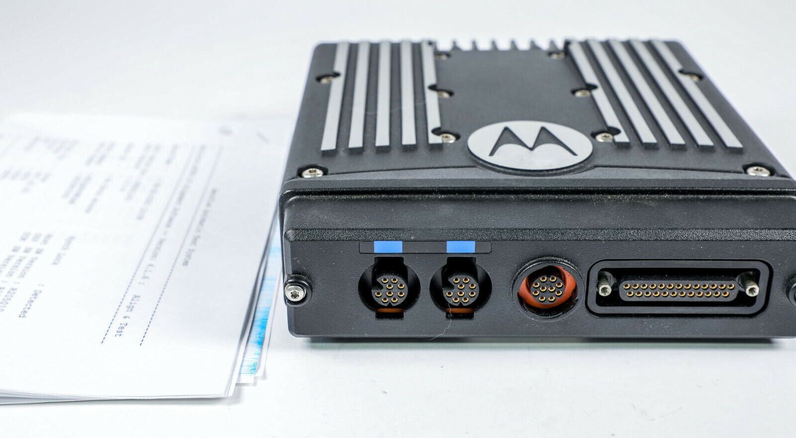 Motorola XTL5000 VHF M20KSS9PW1AN Astro25 mobile Brick with TIB Only. Available Now for 390.00