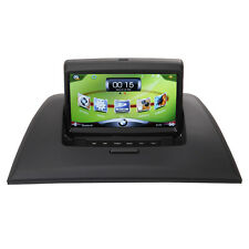 "US Ship 7"" Car GPS Navigation Multimedia Stereo Satnav For BMW X3 E83 2004-2010"