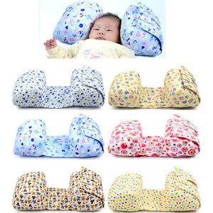 Baby Kids Newborn Nursery Anti Roll Sleep Positioner Safe