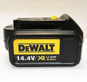 New-Original-DeWALT-Li-Ion-Battery-DCB140-XR-14-4V-3-0Ah-44Wh-for-Cordless-tools