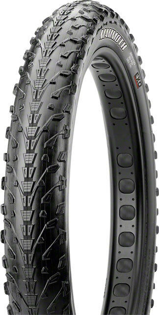New Maxxis Mammoth 26 x 4.0 Tire Folding 120tpi Dual Compound EXO Tubeless