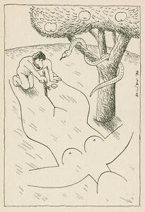 Henniger-Barbara-1938-Dresden-lebt-in-Strausberg-Adam-beim-Zeichnen