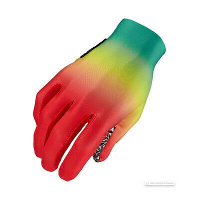 Supacaz SupaG LONG Full Finger Cycling Gloves GRADIENT ZION