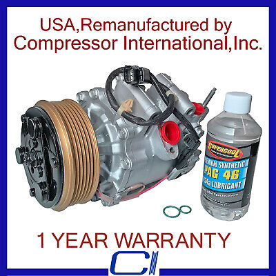 2012-2015  Honda Civic Compressor 1.8L
