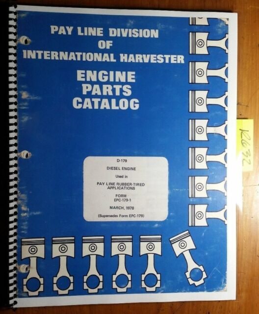 INTERNATIONAL HARVESTER 550 TRACTOR LOADER OPERATORS OWNERS MANUAL RUBBER TIRED