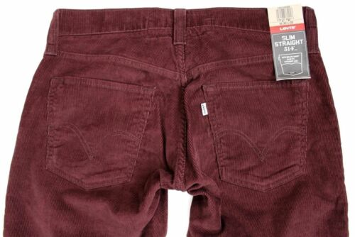 ceee090862d9 0065 Strauss Original 514 Fit New Jeans Men's Nwt 514 Straight Levi's Slim  Leg 7wExCq1fn
