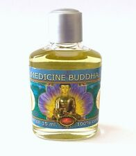 Medicine Buddha Sandalwood Cedar Essential Fragrance Oil Blend by Flaires 15ml