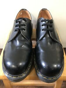 Steel-Toed-Doc-Martens-Shoes-Rare-Made-In-England