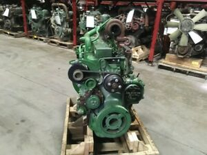 John Deere 6068T Power Tech Diesel Engine. 150HP. All Complete and Run Tested.