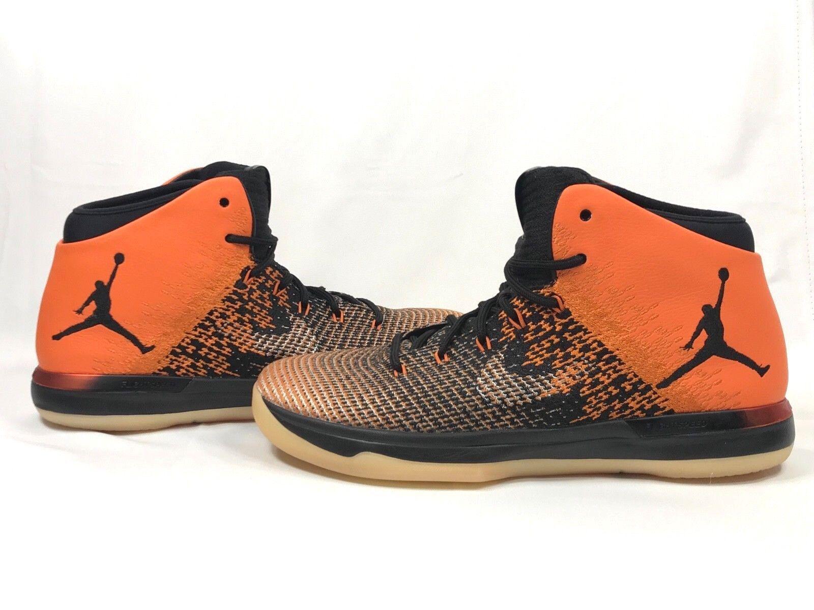 Nike Air Jordan XXXI 31 Black Starfish Shattered Backboard Size 10
