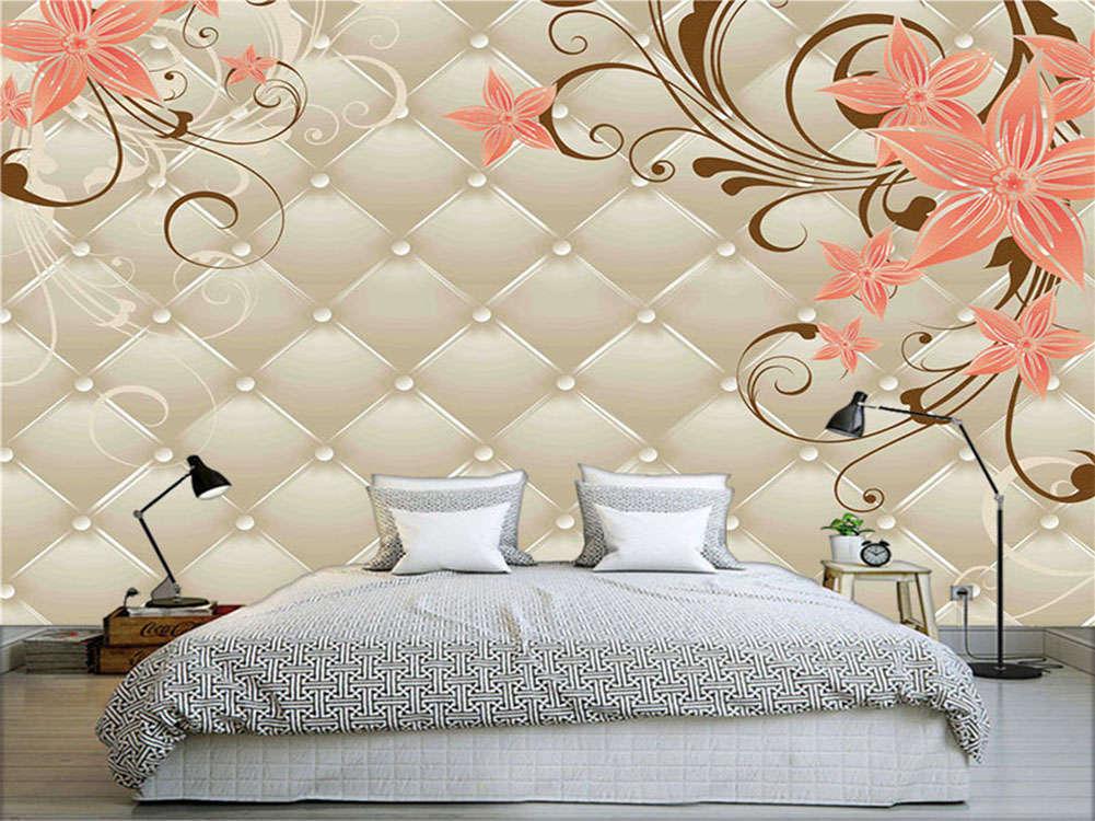 Various Pulpy Lotus 3D Full Wall Mural Photo Wallpaper Printing Home Kids Decor