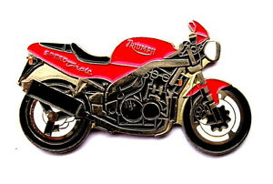 MOTO-PIN-spille-TRIUMPH-SPEED-TRIPLE-P-509-rosso-1021