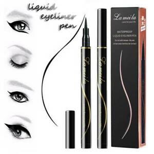 Black-Waterproof-Eyeliner-Liquid-Eye-Liner-Pen-Eyebrow-Eye-Brow-Pencil-Hot