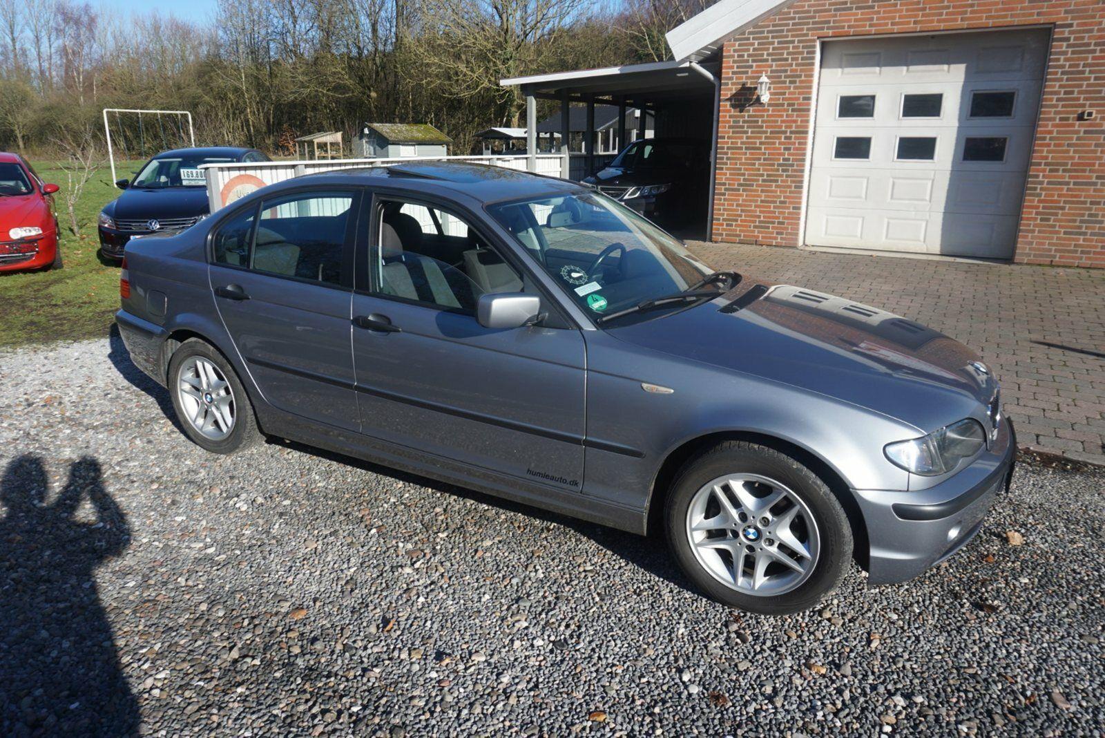 BMW 318i 2,0 aut. 4d - 69.800 kr.