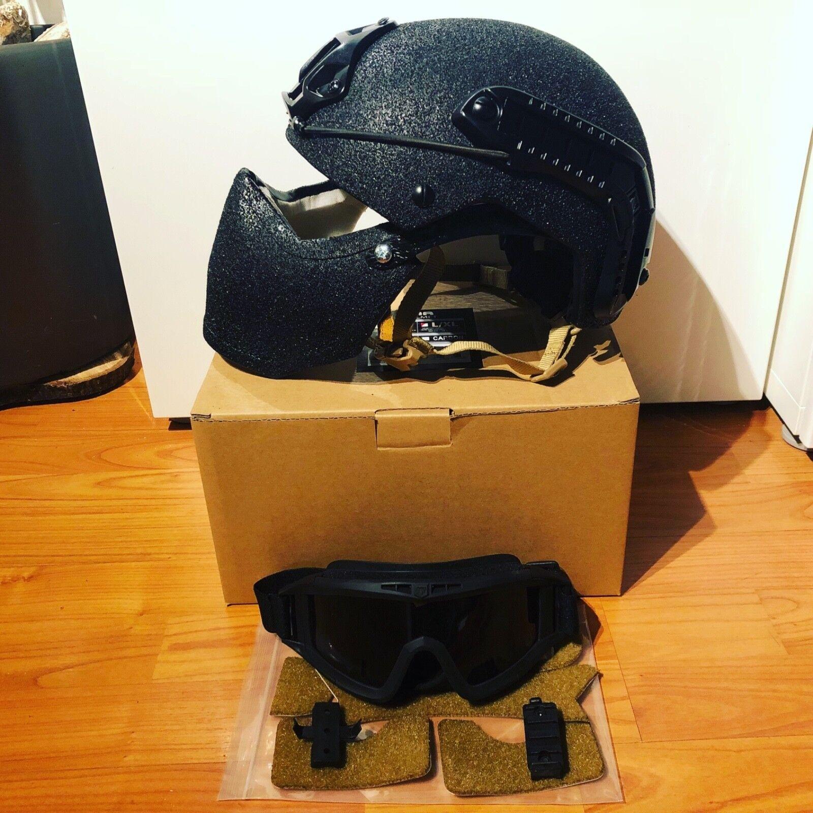 Army Helmet, Military Ballistic Full Face Helmet, Custom NIJ NIJ NIJ 3A Helmet df8da1