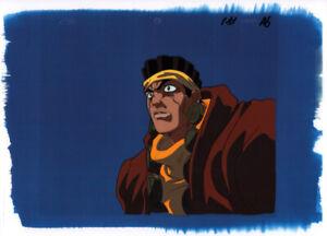Jojo-039-s-Bizarre-Adventure-Anime-Production-Cel-Douga-Animation-Art-Avdol-1993-OVA