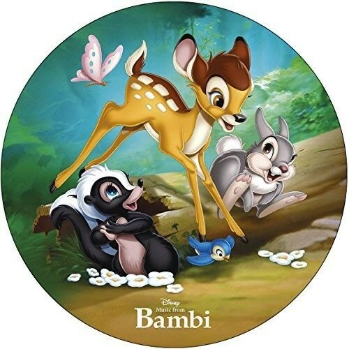 Bambi - Bambi (Original Soundtrack) [New Vinyl] Picture Disc, Canada - Import