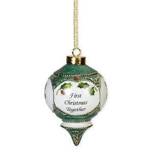 First-Christmas-Together-Holly-Berries-Red-Jewel-Victorian-4-5-in-Ball-Ornament