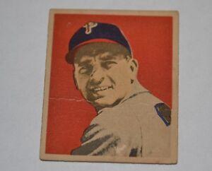 1949-Bowman-Baseball-Card-Andy-Seminick-30-Phillies