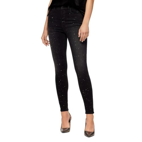 Sanctuary Denim Womens Social Standard Denim High Rise Skinny Jeans BHFO 8456