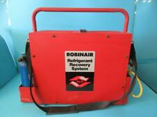Robinair Portable Refrigerant Recovery System Model 17650 Recycling Machine Used