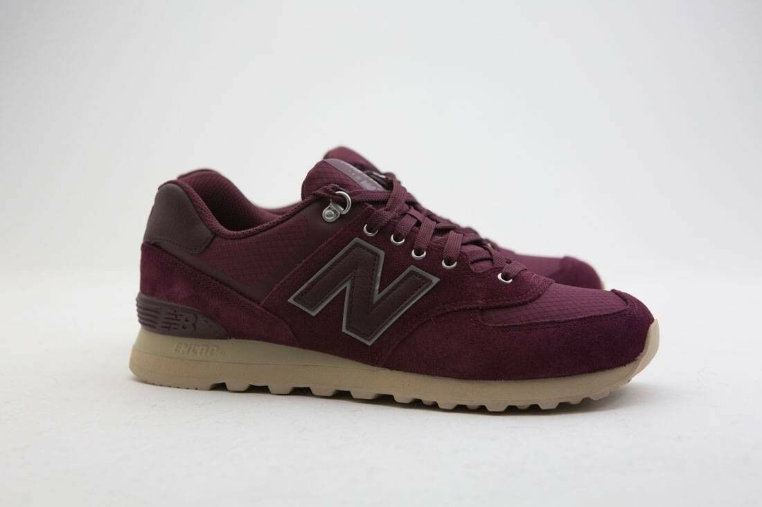 ML574PKS New Balance Balance Balance Uomo 574 Outdoor Activist ML574PKS burgundy chocolate cherry 9ef19c