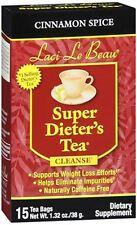 Laci Le Beau Super Dieters Tea Cinnamon Spice 15 Each
