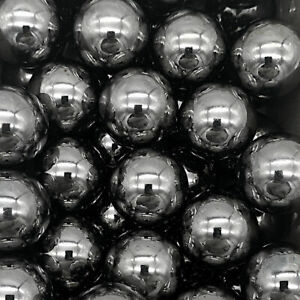 20 Stahlkugeln Ø 27mm Eisenkugeln Metall Kugeln Zwille Steinschleuder Kugellager