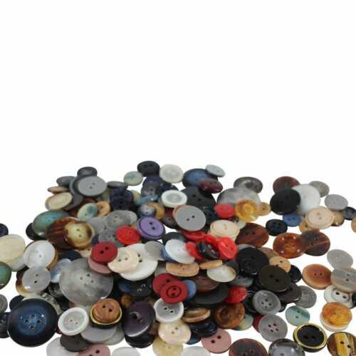 Botones de Plástico Colorido Surtido Mezclados Arte Manualidades Costura Álbum de recortes elaboración de tarjetas
