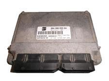 *SEAT ALTEA 1.6 2004-2006 ENGINE CONTROL UNIT ECU 06A906033DA - BGU