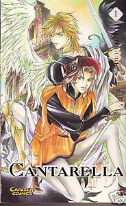 - La Cantarella Nº 1/2004 You Higuri-afficher Le Titre D'origine