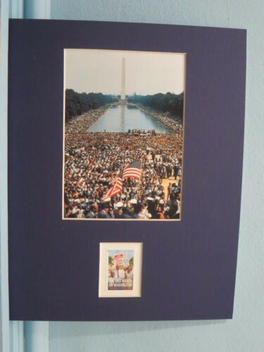 Martin Luther King I Have a Dream Speech /& The March on Washington stamp