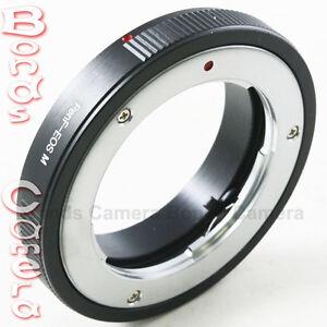 Olympus-PEN-F-lens-To-Canon-EOS-M-EF-M-mount-Mirrorless-Camera-Adapter-EOS-M-M2