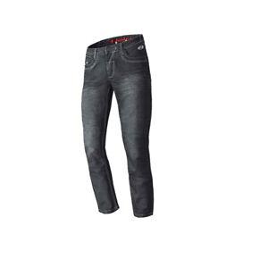 Held Crane Stretch Motorradjeans Herren Motorradhose schwarz mit Kevlar ®