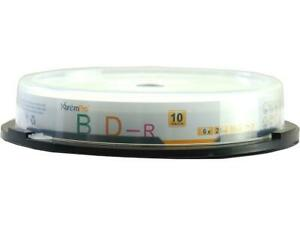 XtremPro-BD-R-6X-25GB-135Min-Blu-Ray-10-Pack-Blank-Discs-in-Spindle-11049