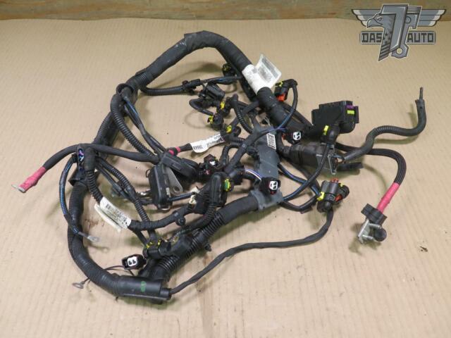 12 Fiat 500 Pop Engine Wiring Harness Loom P68072185AB for sale online    eBayeBay