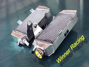 ALUMINUM RADIATOR /& hose FOR Honda CRF450R CRF 450 R 2009-2012 2009 10 2011 2012
