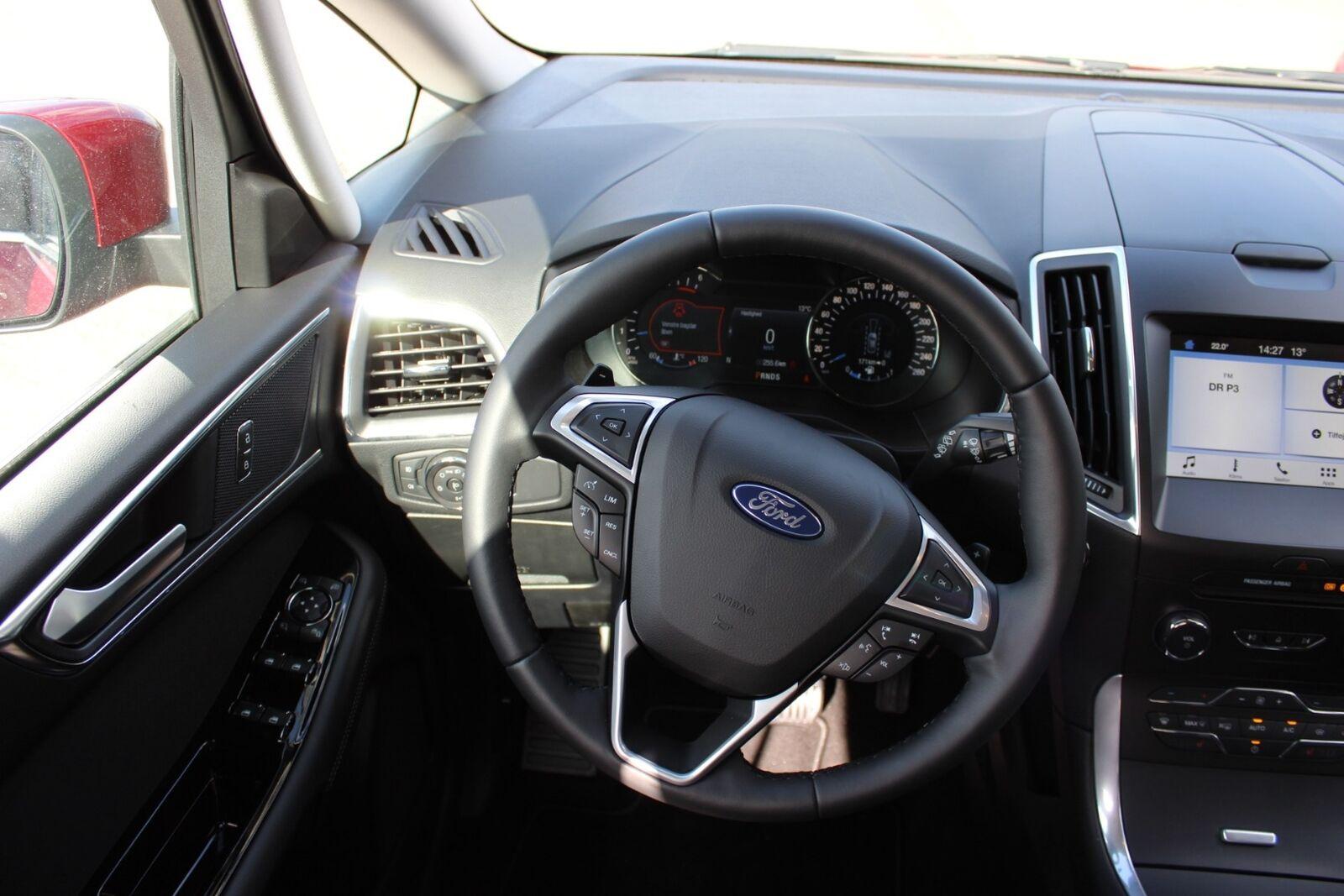 Ford S-MAX 2,0 EcoBlue Titanium aut. 7prs - billede 9