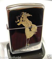 Varga Girl UK Limited Edition 1995 Zippo Lighter