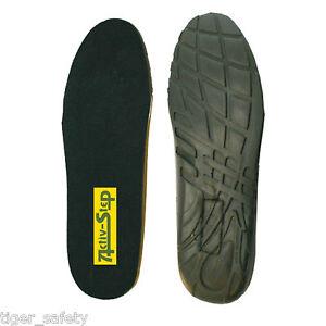 Rock Fall activ-step Anti-Müdigkeit Komfort Fußbett Einlegesohle für Schuhe &