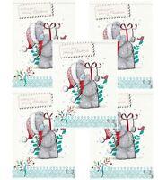Me To You Christmas Card 10 Pack - Wishing You Merry Tatty Teddy Bear Xmas Cards