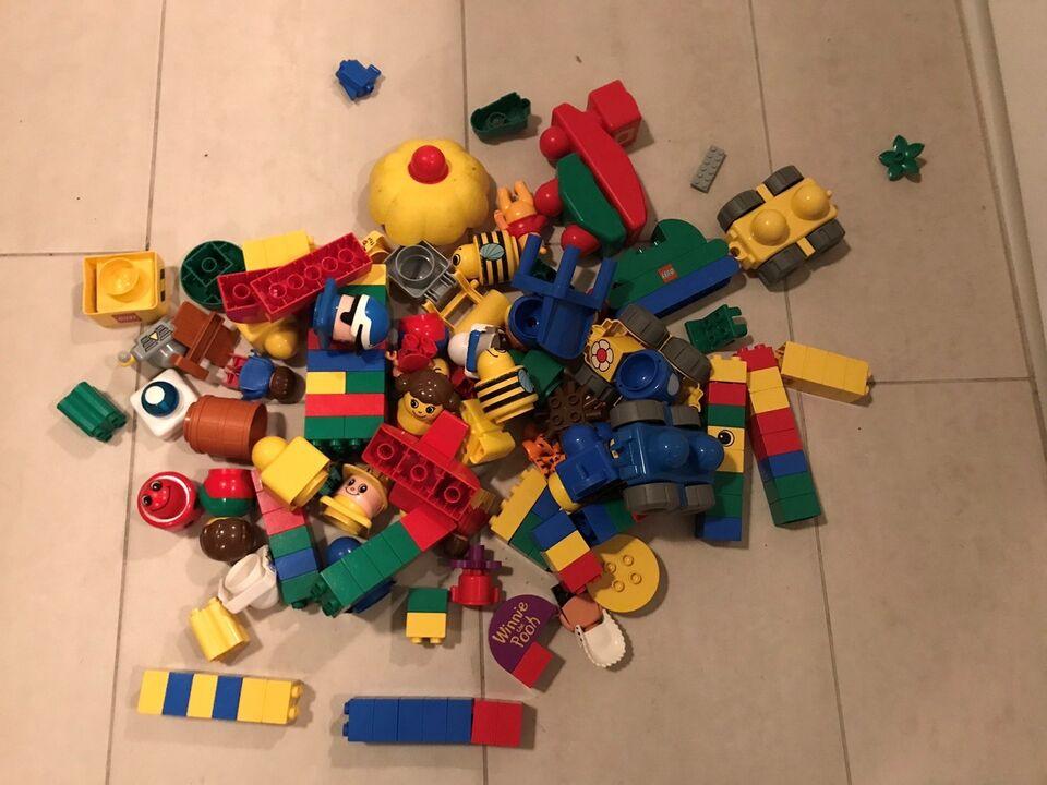 Lego Duplo, LEGO duplo