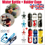 Mountain Bike Bicycle Cycling Water Drink Bottle and Holder Cage Kit