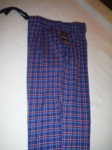 Mens Sleep Pants Chaps XL,L,Elastic drawstring waist 2 side pockets Some Color