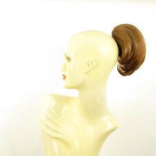 Hairpiece ponytail short dark coppery blond  ref 2/g27 peruk