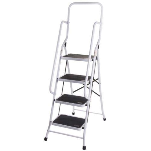 Multipurpose Step Ladder Anti-Slip Platform Heavy Duty 150KG Household Home DIY