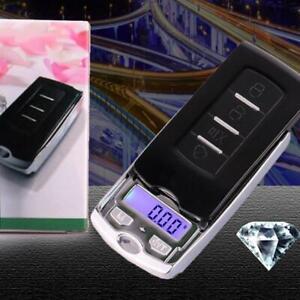Minitaschen-Digital-Auto-Art-Key-Skala-Ultraduennes-200G-0-01G-Leichtgewichtler